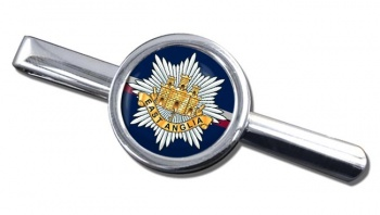 2nd East Anglian Regiment (British Army) Round Tie Clip