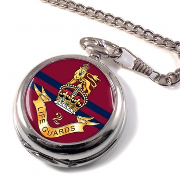 2nd Life Guards (British Army) Pocket Watch