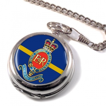 3rd Regiment Royal Horse Artillery (British Army)  Pocket Watch