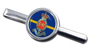 3rd Regiment Royal Horse Artillery (British Army)  Round Tie Clip