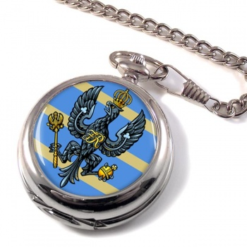 4th-20th King's Hussars (British Army) Pocket Watch