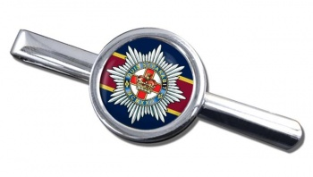 4th-7th Royal Dragoon Guards (British Army) Round Tie Clip