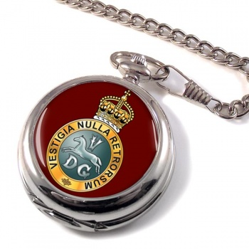 5th Regiment of Dragoons (British Army) Pocket Watch