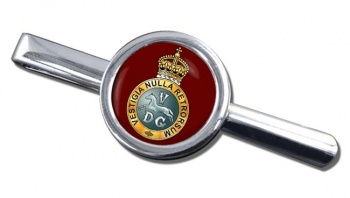 5th Regiment of Dragoons (British Army) Round Tie Clip
