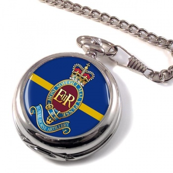 7th Parachute Regiment Royal Horse Artillery (British Army) Pocket Watch