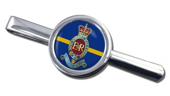 7th Parachute Regiment Royal Horse Artillery (British Army) Round Tie Clip