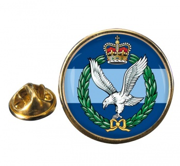 Army Air Corps (British Army) Round Pin Badge