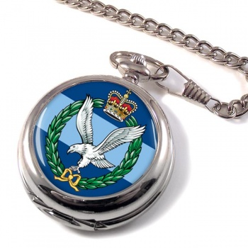 Army Air Corps (British Army) Pocket Watch
