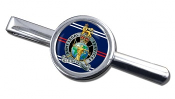 Army Legal Services (British Army) Round Tie Clip