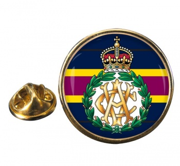 Army Veterinary Corps (British Army) Round Pin Badge
