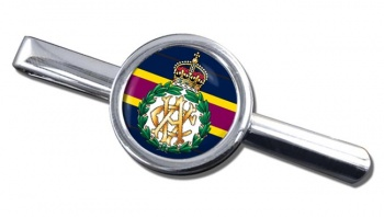 Army Veterinary Corps (British Army) Round Tie Clip