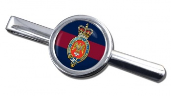 Blues and Royals (British Army) Round Tie Clip
