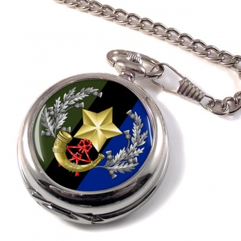 Cameronians (Scottish Rifles (British Army)) Pocket Watch