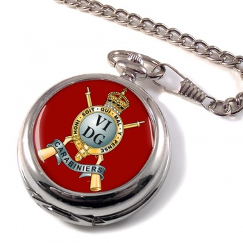 Carabiniers 6th Dragoon Guards (British Army) Pocket Watch