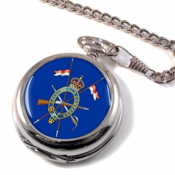 Combined Cavalry Old Comrades Association Pocket Watch