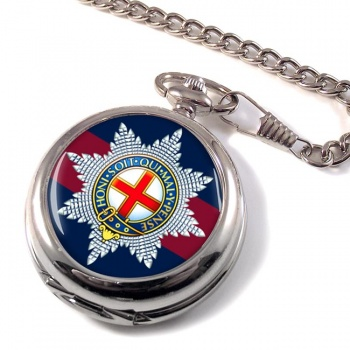 Coldstream Guards (British Army)  Pocket Watch