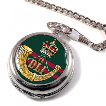 Durham Light Infantry (British Army) Pocket Watch