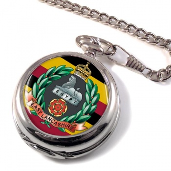 East Lancashire Regiment (British Army) Pocket Watch