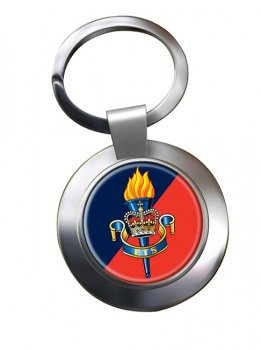 Education and Training Services (British Army) Chrome Key Ring