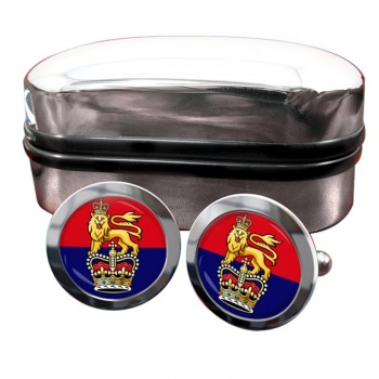 General Staff (British Army) Round Cufflinks