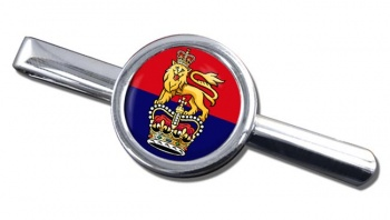 General Staff (British Army) Round Tie Clip
