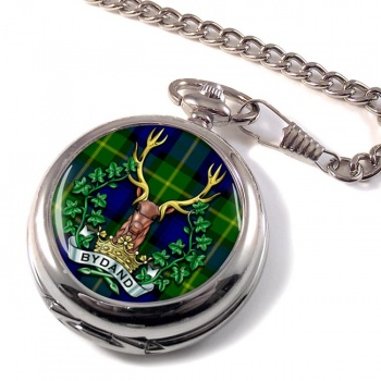 Gordon Highlanders (British Army) Pocket Watch
