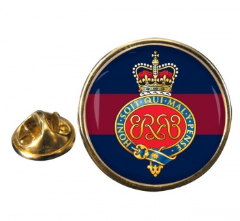 Grenadier Guards (British Army) Cypher Round Pin Badge