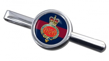 Grenadier Guards (British Army) Cypher Round Tie Clip