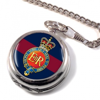 Household Cavalry (British Army) Pocket Watch