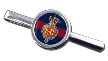 Household Cavalry (British Army) Round Tie Clip