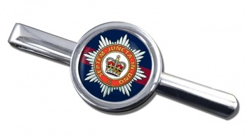 The Household Division (British Army) Round Tie Clip