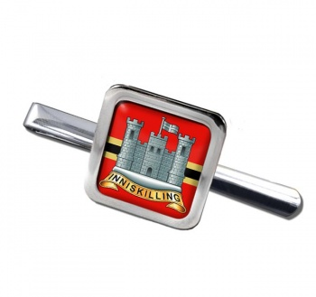 Inniskillings (6th Dragoons) (British Army) Square Tie Clip