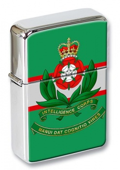 Intelligence Corps (British Army) Flip Top Lighter