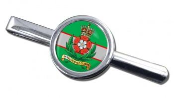 Intelligence Corps (British Army) Round Tie Clip