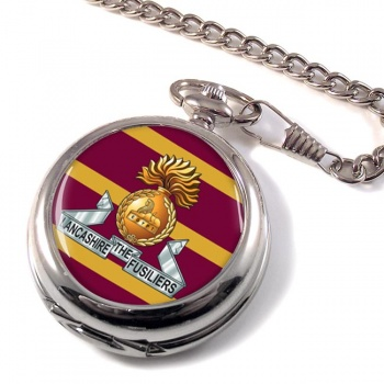Lancashire Fusiliers (British Army) Pocket Watch