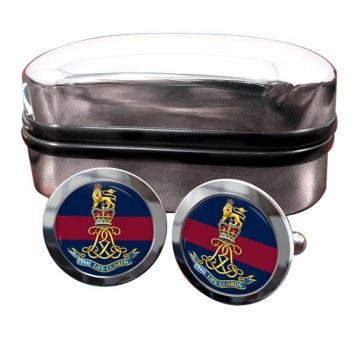 Life Guards (British Army)  Round Cufflinks