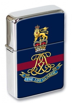Life Guards (British Army)  Flip Top Lighter