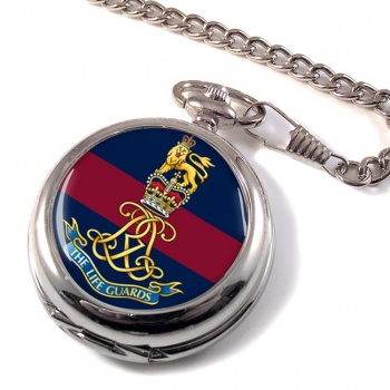 Life Guards (British Army)  Pocket Watch