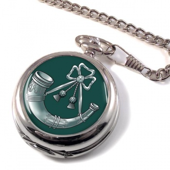 Light Infantry (British Army) Pocket Watch
