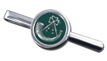 Light Infantry (British Army) Round Tie Clip