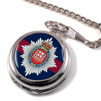 London Regiment Pocket Watch
