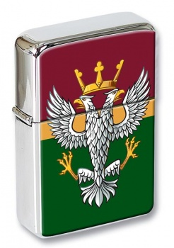 Mercian Regiment (British Army) Flip Top Lighter