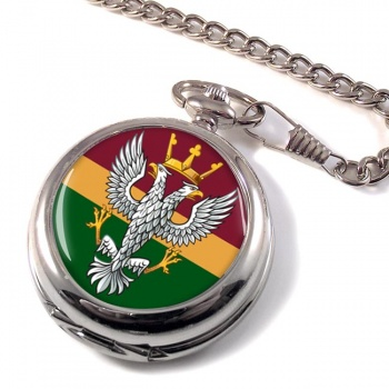 Mercian Regiment (British Army) Pocket Watch