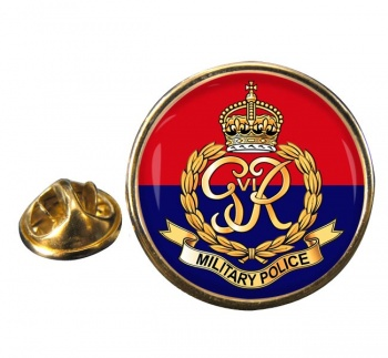 Military Police 1937-46 Round Pin Badge