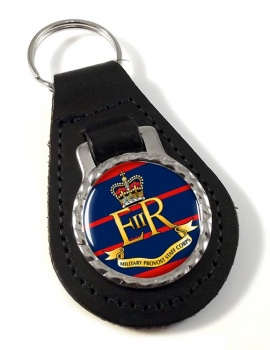 Military Provost Staff Corps (British Army)Leather Key Fob