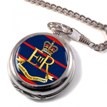 Military Provost Staff Corps (British Army)Pocket Watch