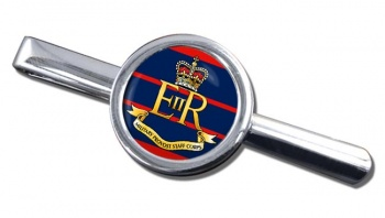 Military Provost Staff Corps (British Army)Round Tie Clip