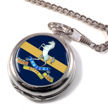 Queen's Own  Buffs (British Army) Pocket Watch