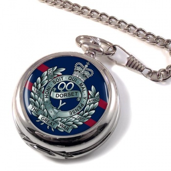Queen's Own Dorset Yeomanry Pocket Watch