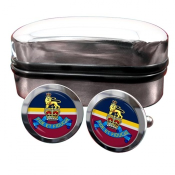 Royal Army Pay Corps (British Army) Round Cufflinks